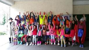 Carnaval en couleurs