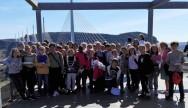Viaduc de Millau. Voyage d'intégration